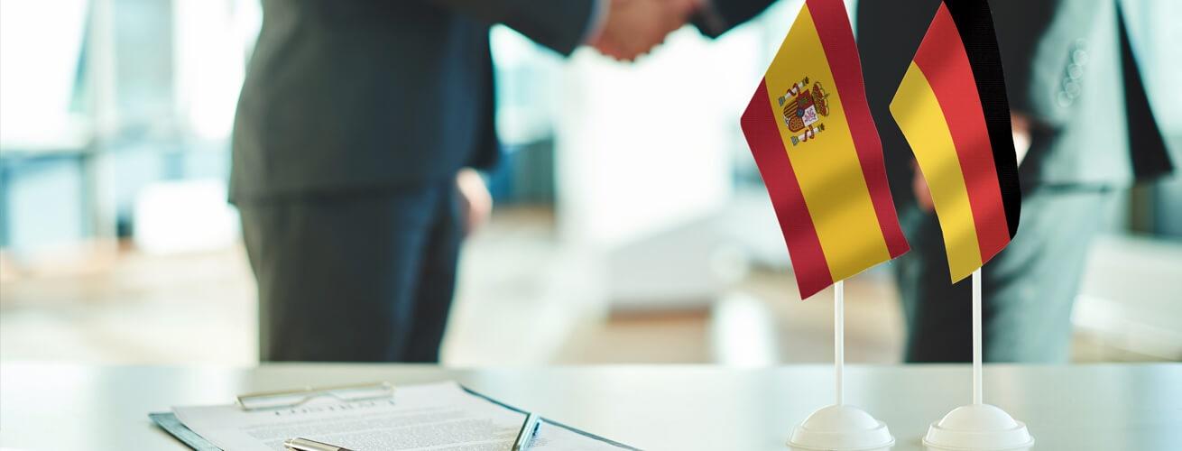 Verbindung zu Deutschland