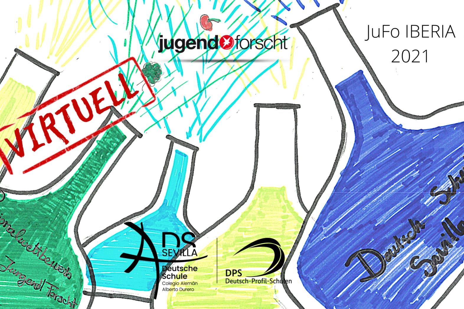 Jugend forscht! IBERIA. Virtueller Wettbewerb für junge Forscher/innen an der Deutschen Schule Sevilla