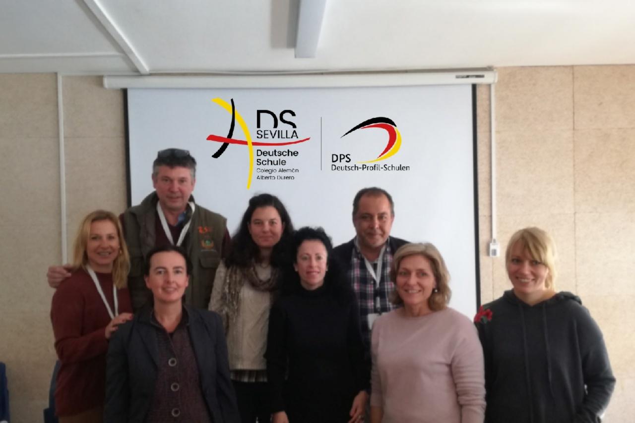 Hilfsorganisationen zu Besuch an der Deutschen Schule Sevilla
