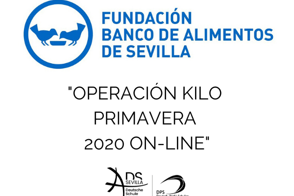 Online-Spendenaktion Operation Kilo