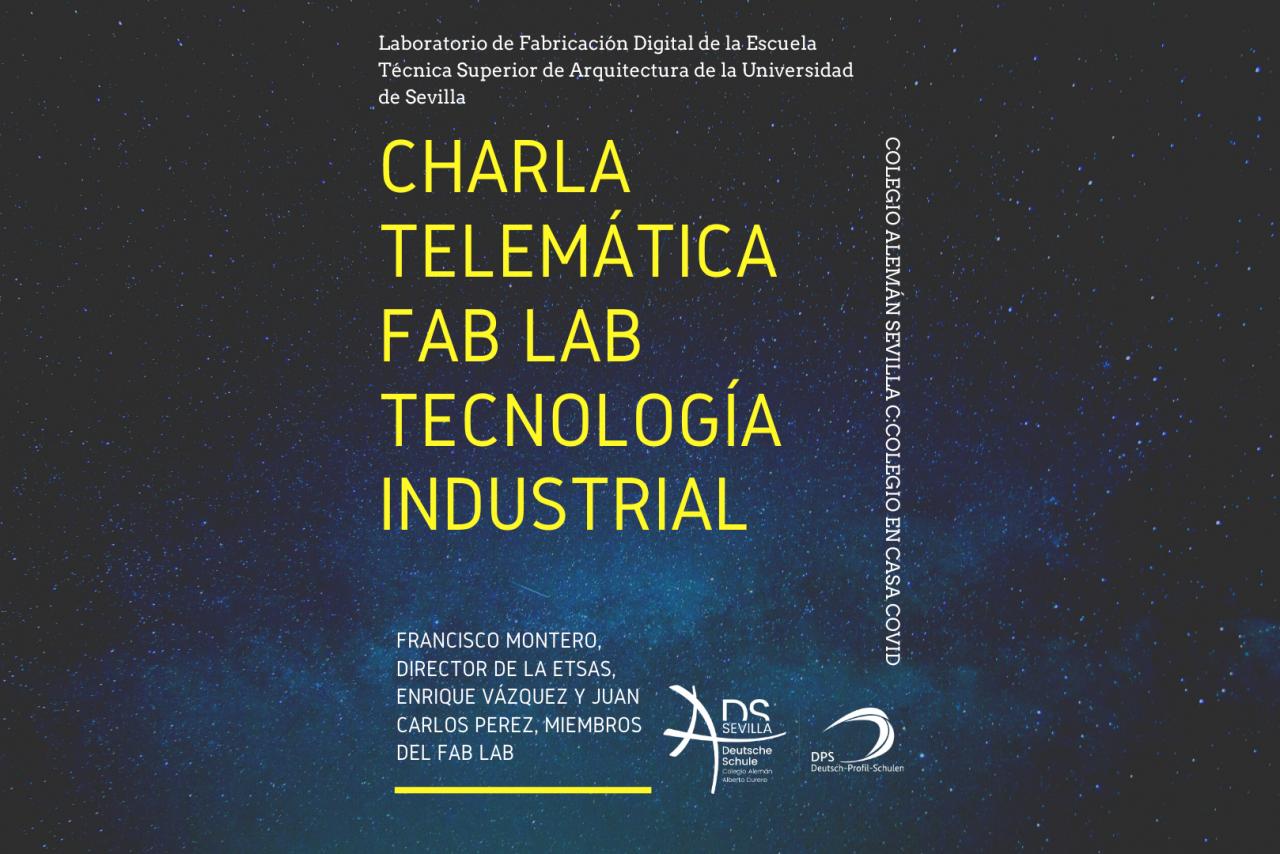 """Videokonferenz """"Fab Lab"""" Industrietechnik"""