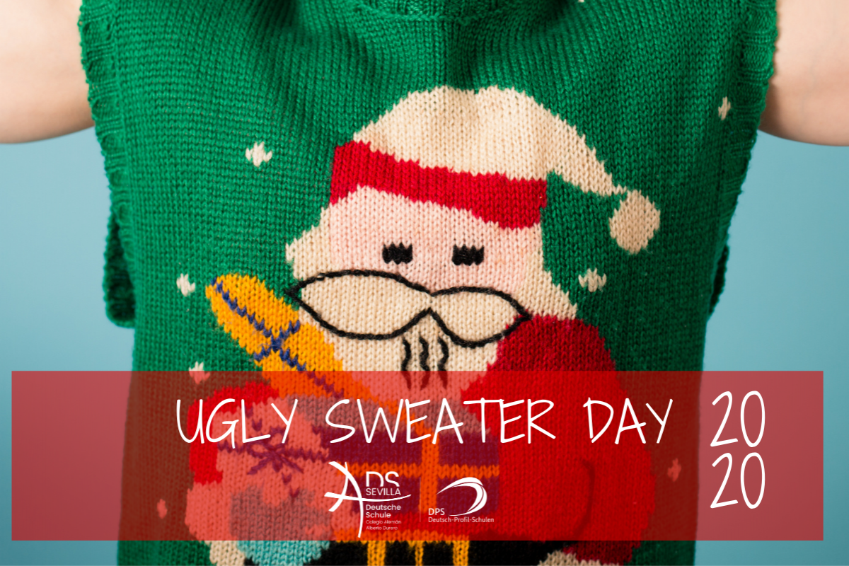 UGLY SWEATER DAY 2020