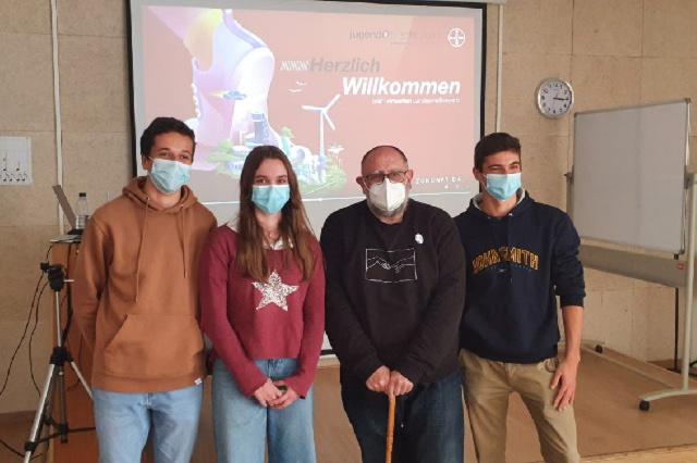 Beeindruckendes Ergebnis unserer Schüler/in beim Landeswettbewerb Jugend Forscht in NRW