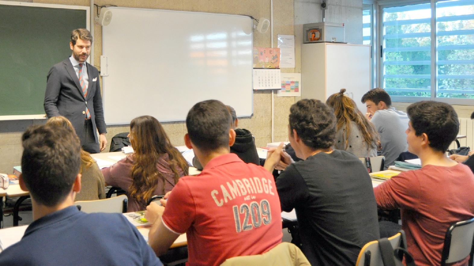 El Colegio Alemán de Sevilla, pionero en la promoción de un MBA dirigido a alumnos de bachillerato