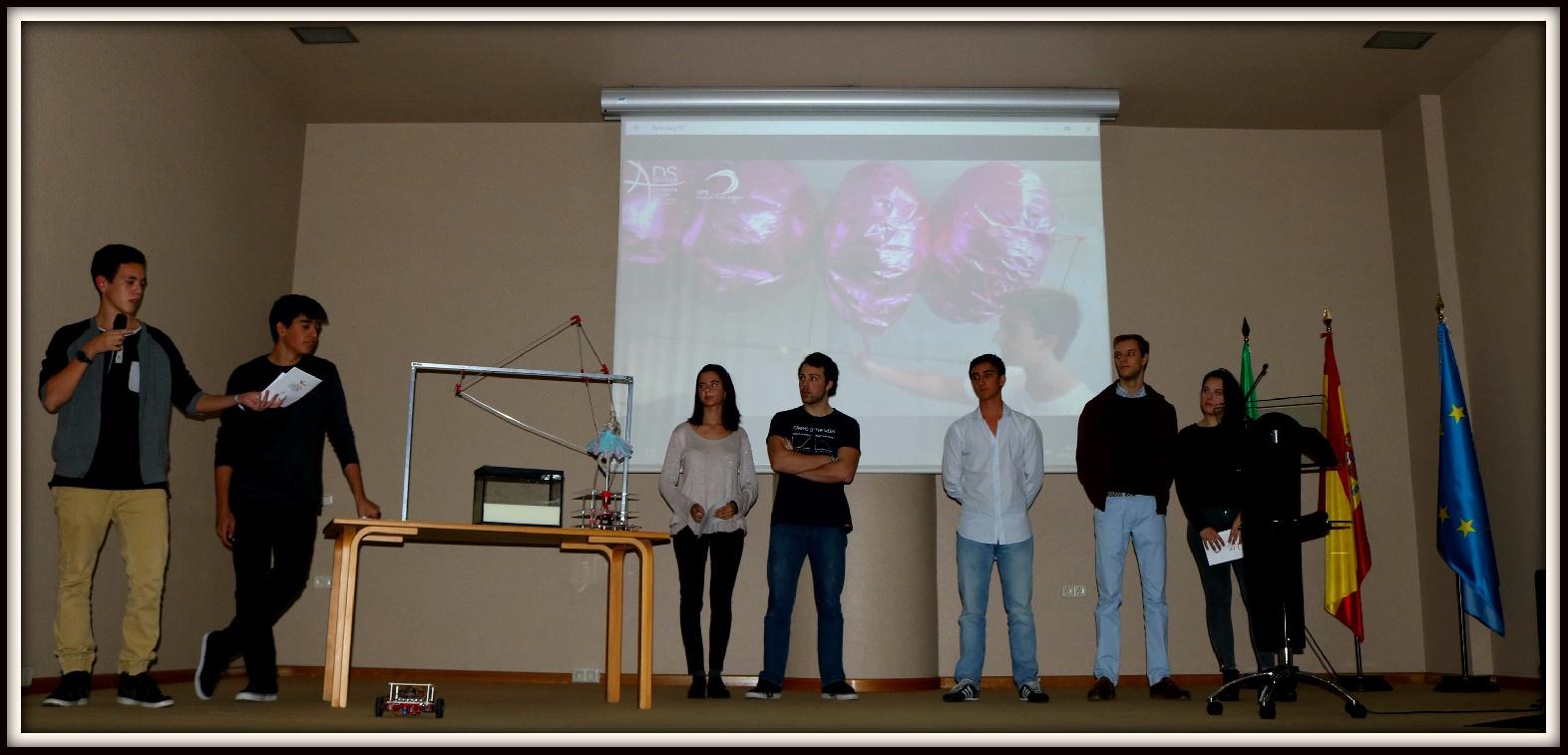 Deutsche Schule Colegio Alemán Sevilla en el cicCartuja