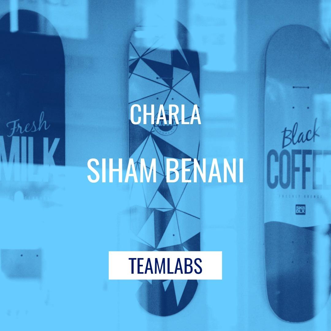 CHARLA SIHAM BENANI