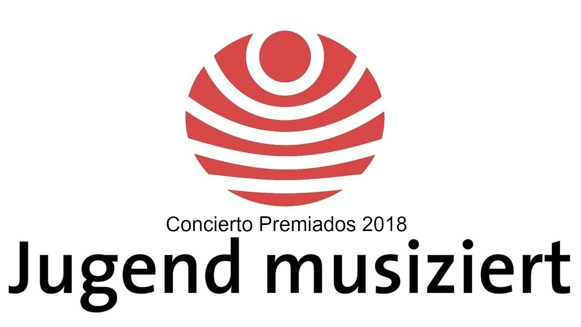 Concierto premiados Jugend musiziert y Kinder musizieren 2018