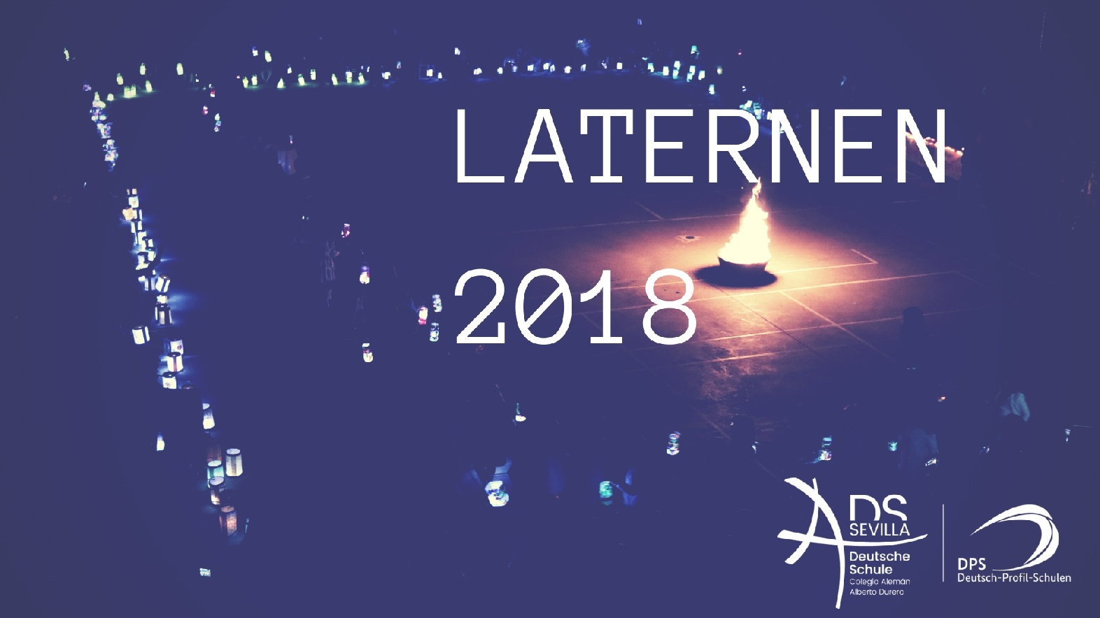 "Laternenfest ""Sankt Martin"" en el Colegio Alemán Sevilla 2018"