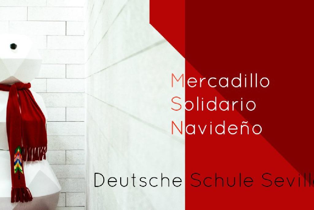 Mercadillo Navideño Solidario 2018