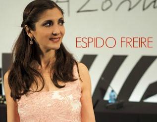 Encuentro con la autora Espido Freire