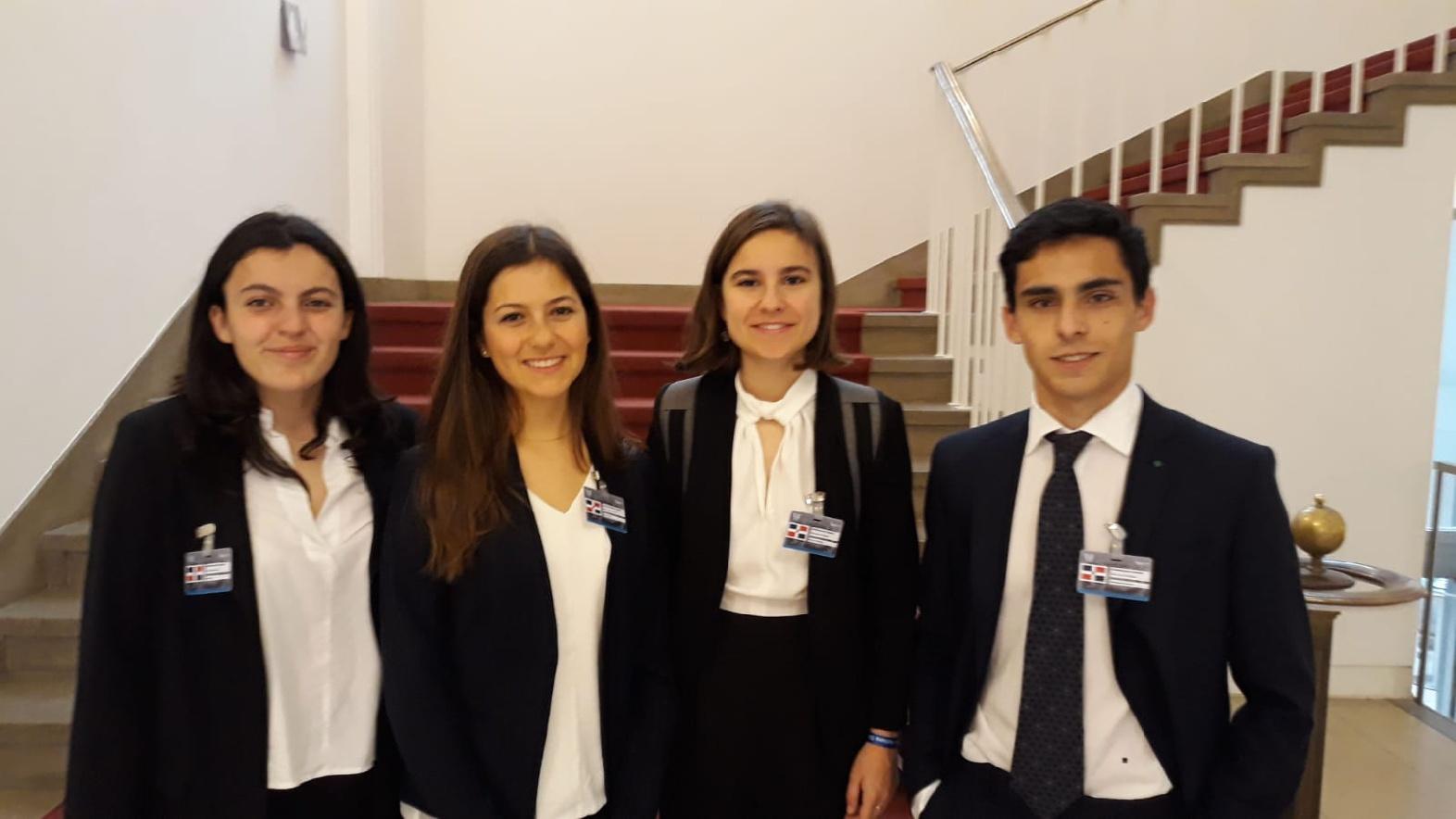 El Colegio Alemán Sevilla en Model United Nations Schleswig-Holstein  2019