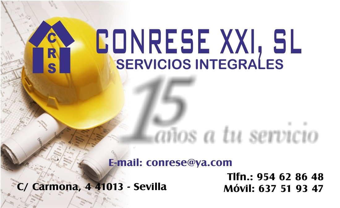 CONRESE XXI, SL