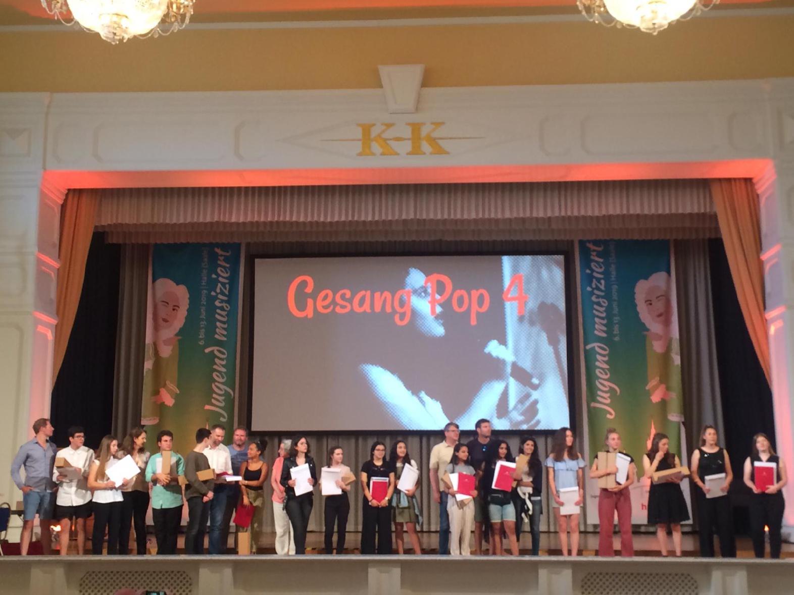 Éxito del Colegio Alemán Sevilla en LA 56. Bundeswettbewerb