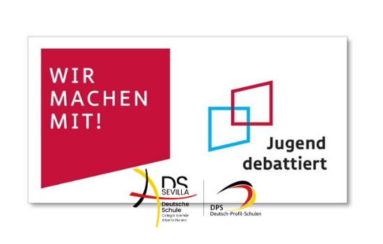 """Concurso a nivel interno escolar """"Jugend debattiert"""""""