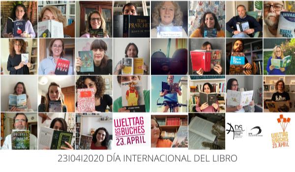 23 de Abril Día Internacional del Libro