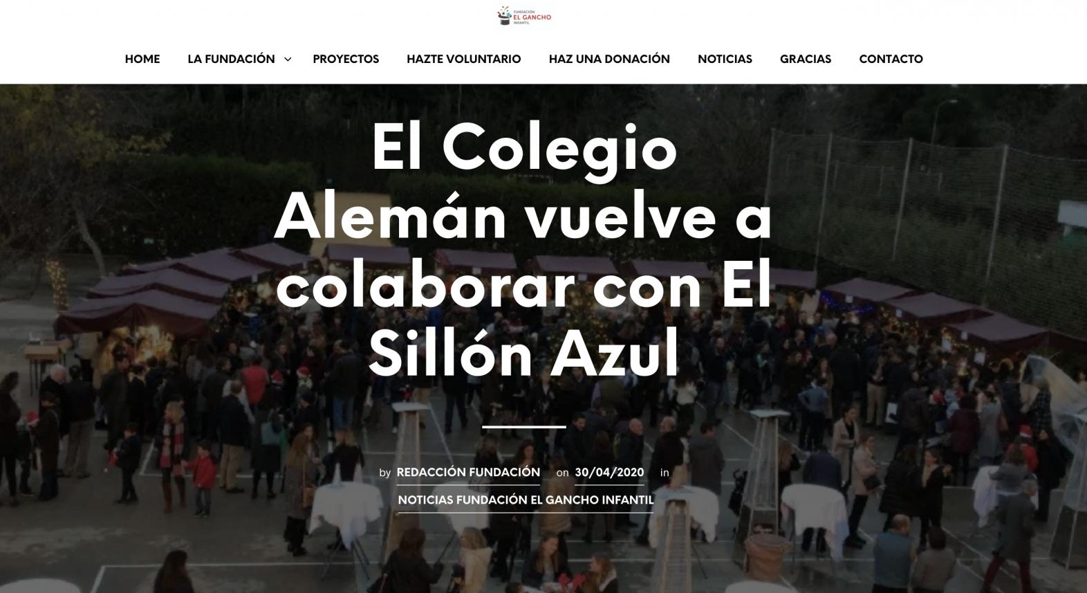 COLEGIO ALEMÁN SEVILLA: COLEGIO SOLIDARIO