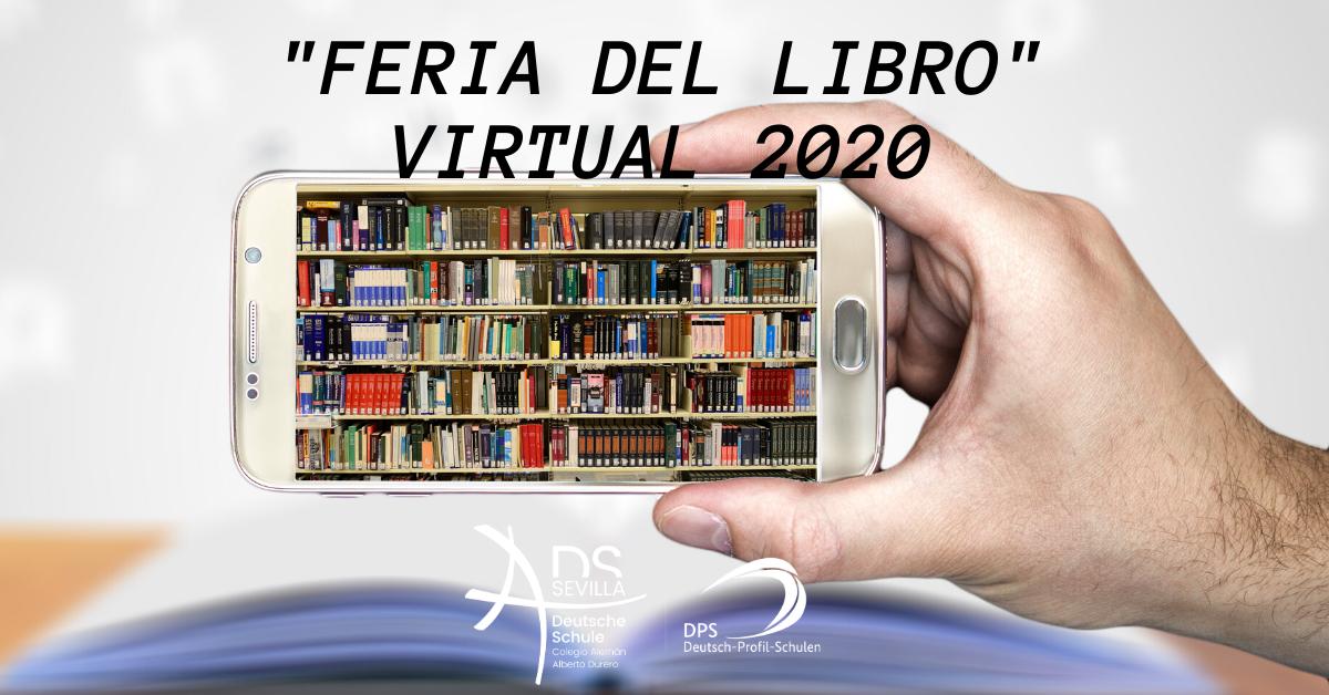 FERIA DEL LIBRO VIRTUAL 2020: COLEGIO ALEMÁN SEVILLA COLEGIO EN CASA