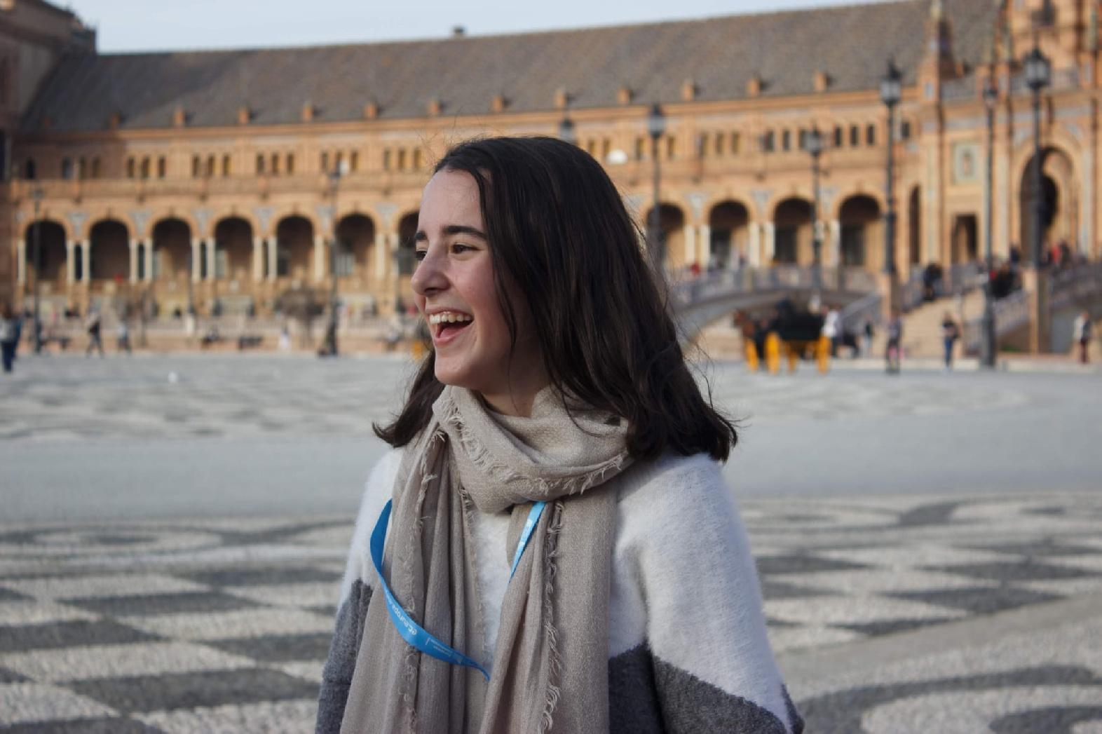 Paula Díaz García-Donas Segunda mejor nota PEVAU 2020