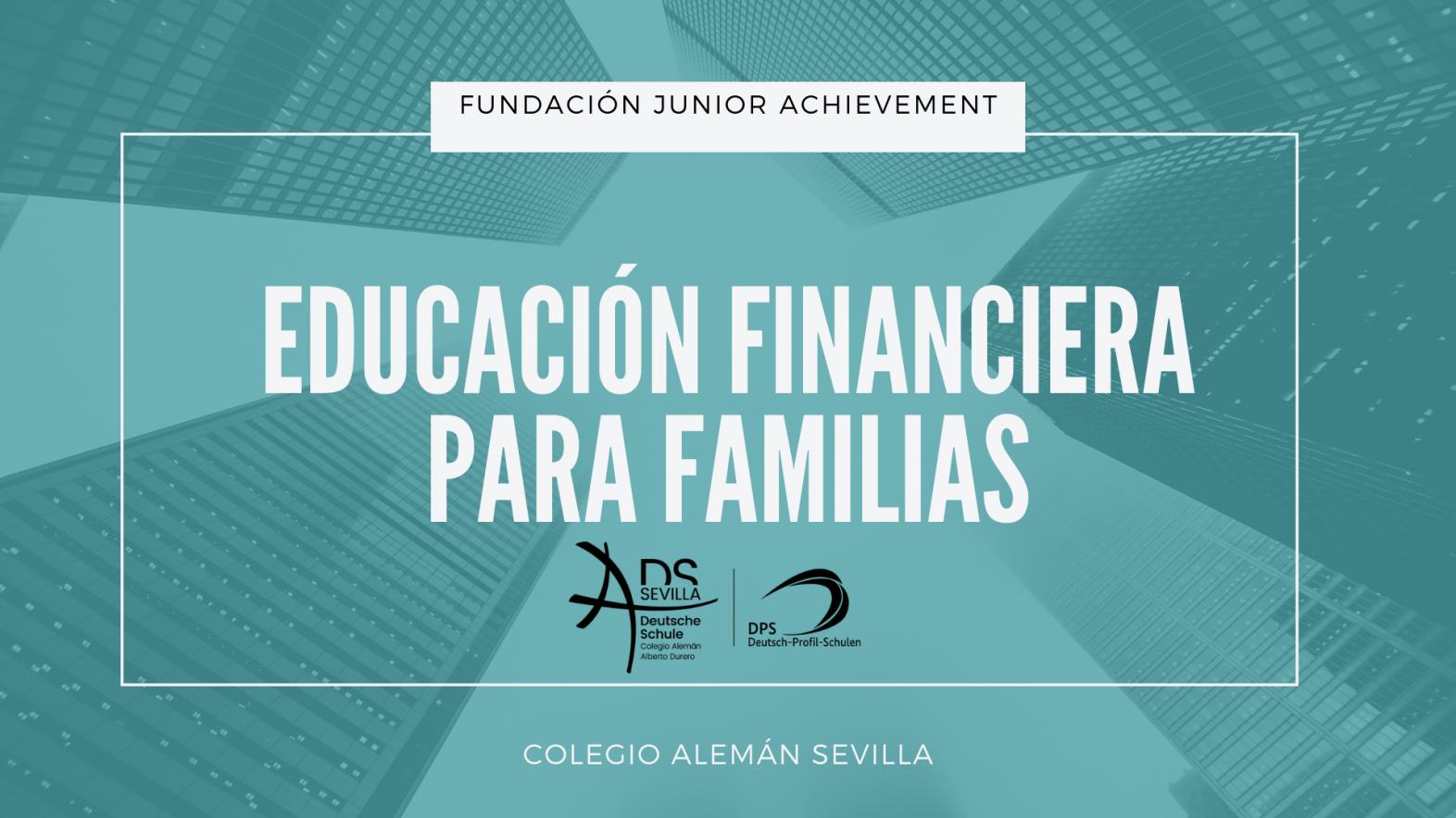EDUCACIÓN FINANCIERA PARA FAMILIAS