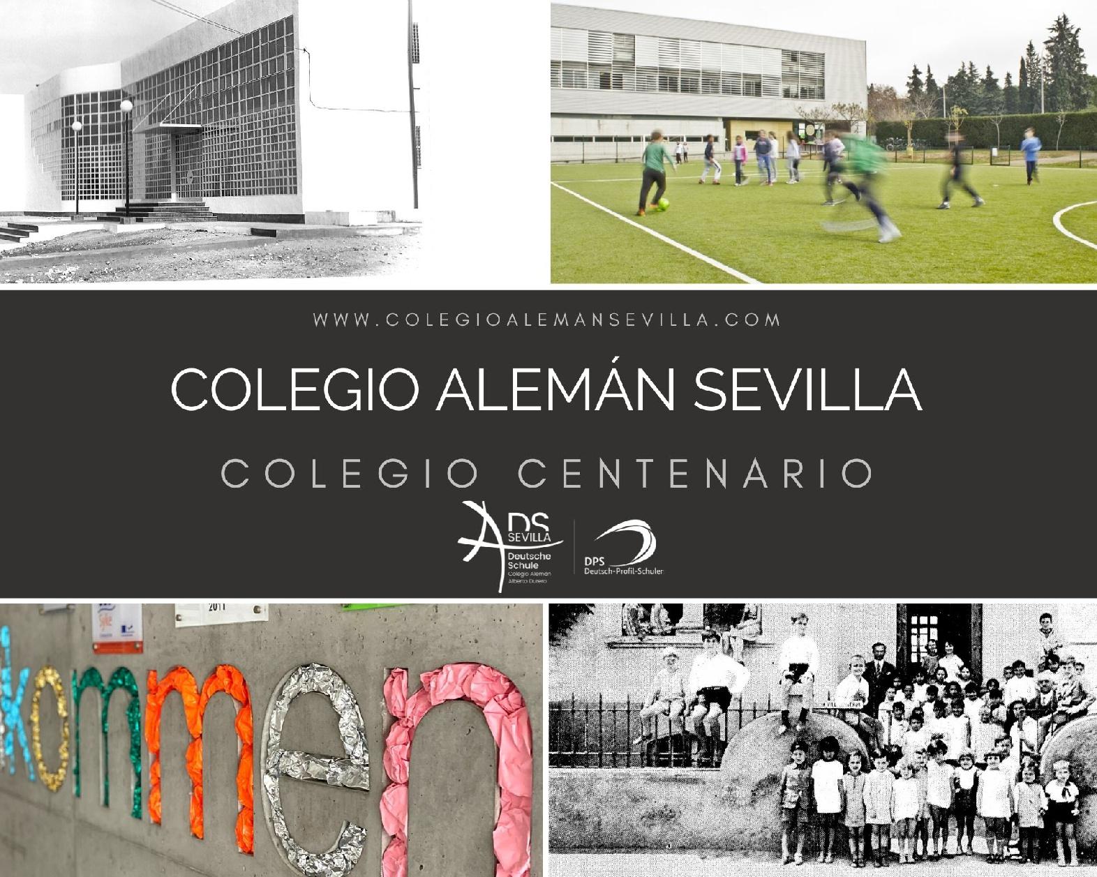 COLEGIO ALEMÁN SEVILLA: COLEGIO CENTENARIO
