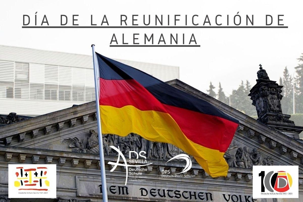 DÍA DE LA REUNIFICACIÓN ALEMANA: SEMANA ALEMANA