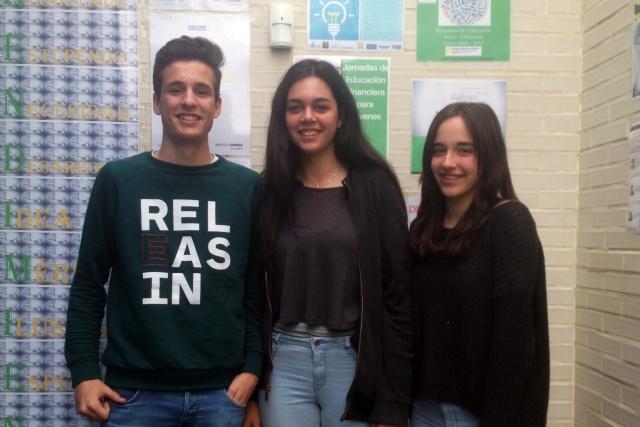 Tres equipos del Colegio Alemán 'Alberto Durero' se clasifican entre los 10 primeros de Sevilla en el Young Business Talents 2016/17