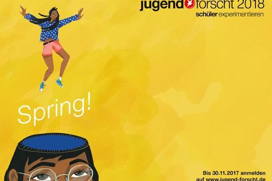 Cinco premios para nuestro colegio en el concurso  Jugend Forscht Iberia 2018
