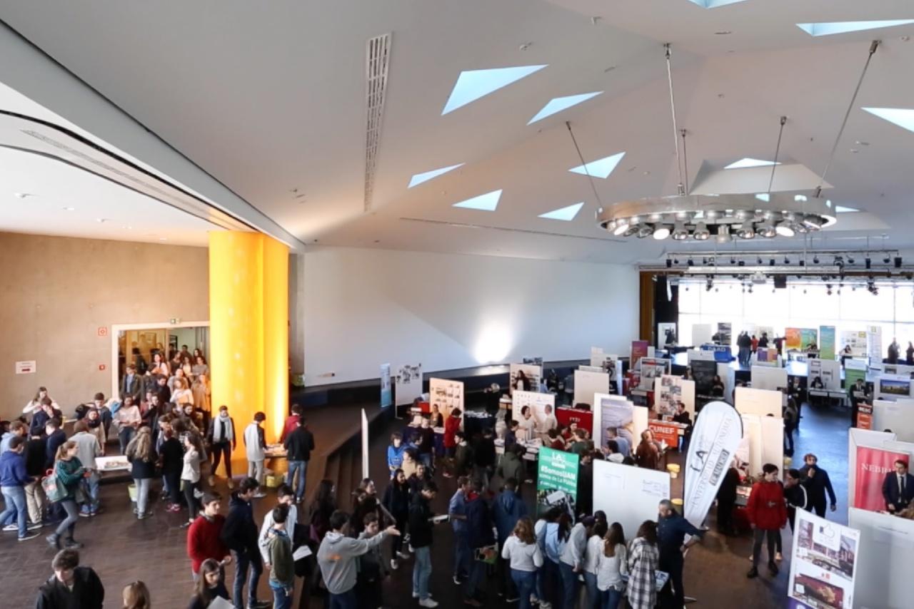 Feria de Orientación Profesional 2018. DS Madrid