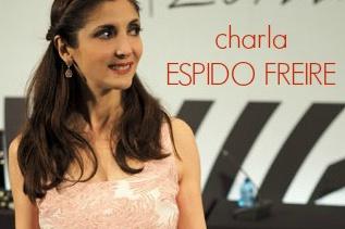 CHARLA  ESPIDO FREIRE
