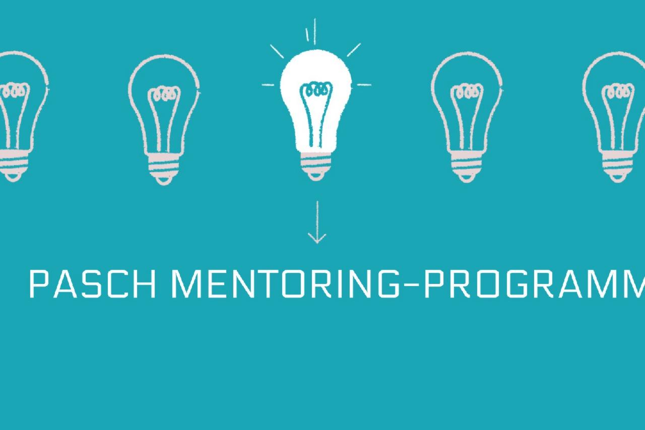 PASCH Mentoring-Programm:ALEMANIA TE ORIENTA EN TUS ESTUDIOS