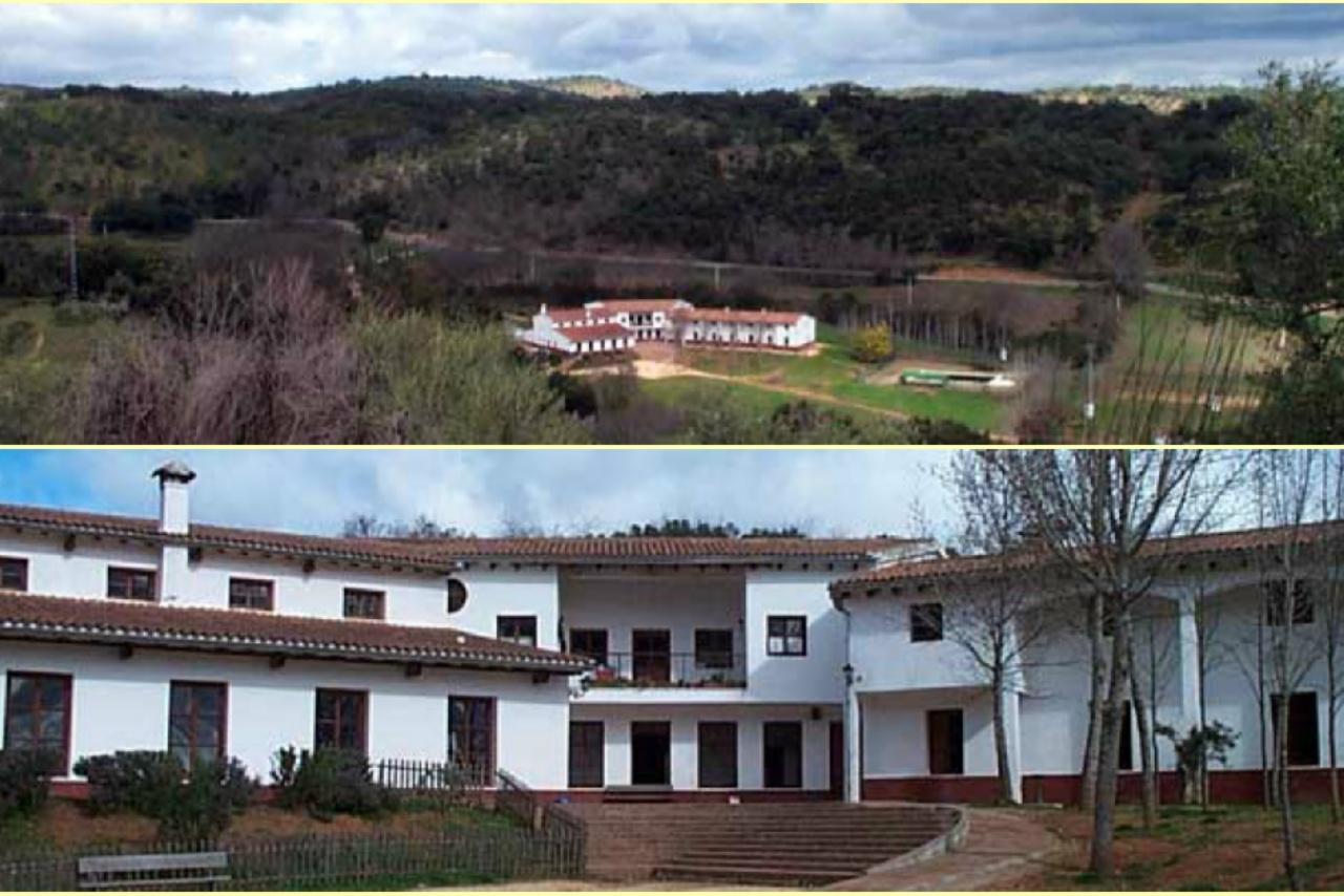 Deutsche schule Sevilla, colegio en la naturaleza