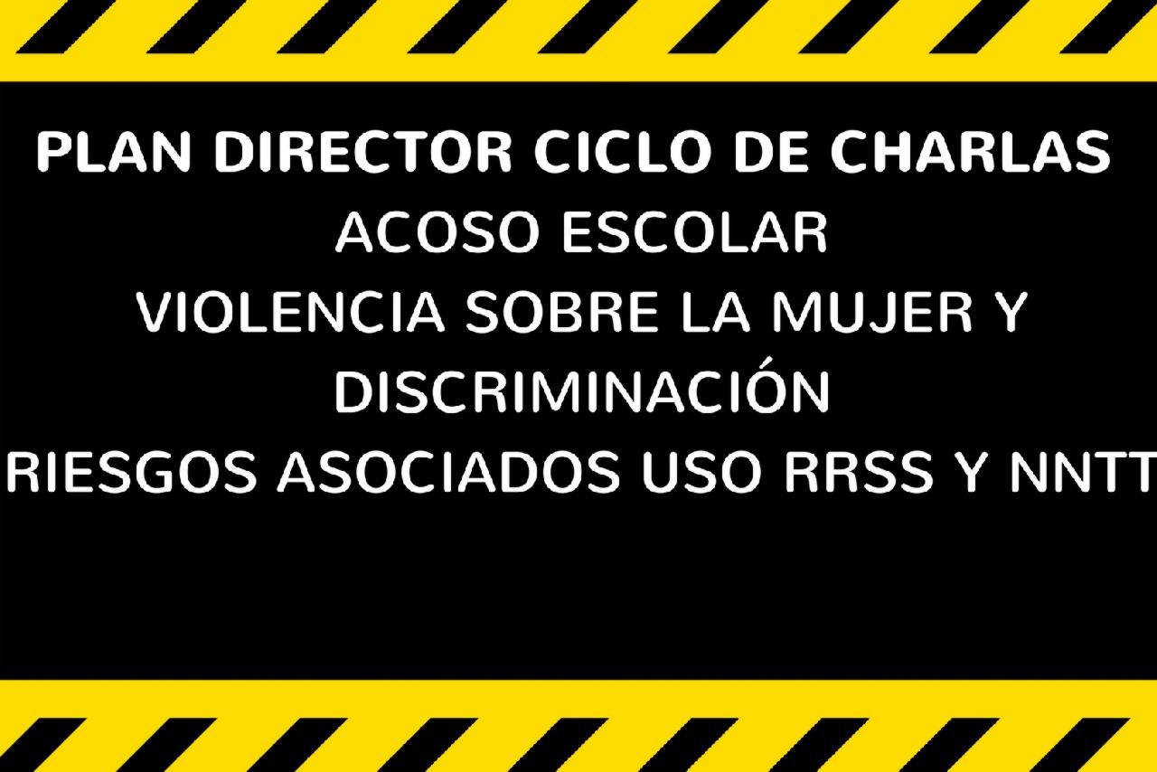 CICLO CONFERENCIAS PLAN DIRECTOR