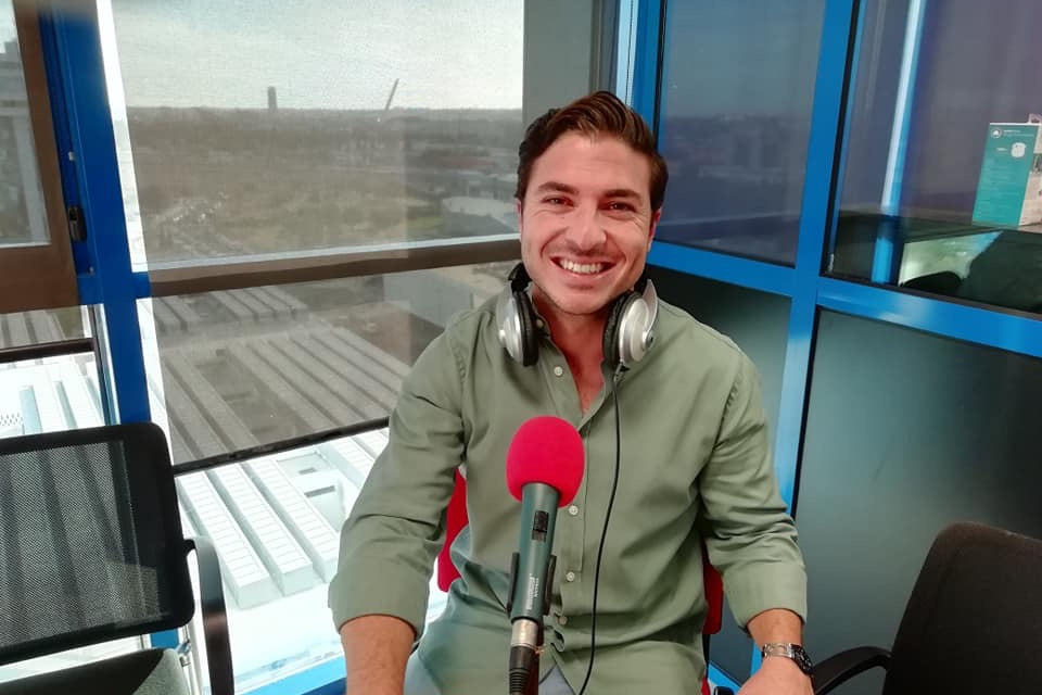 PABLO PÉREZ-TINAO EN INTERECONOMÍA RADIO SEVILLA