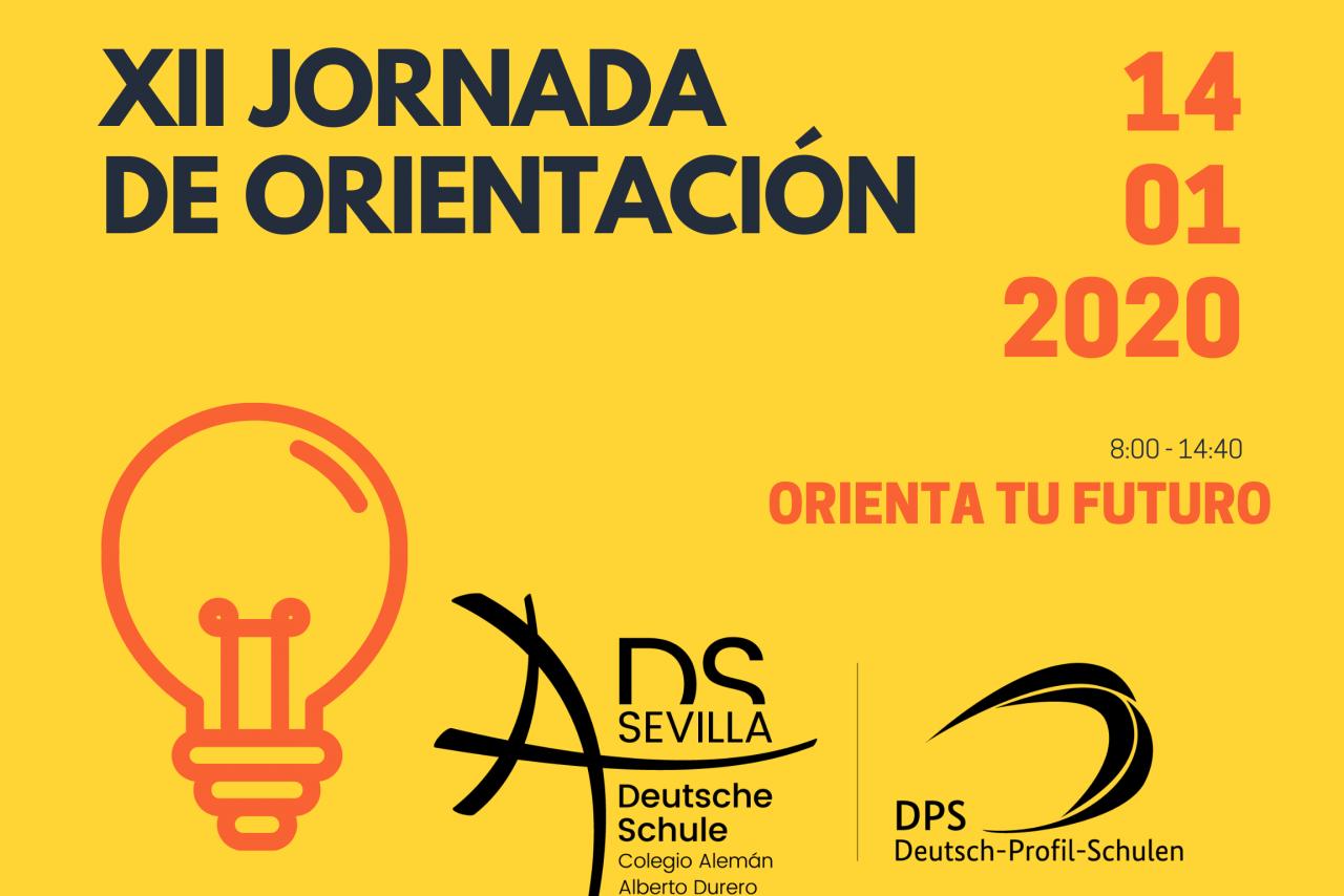 XII JORNADA DE ORIENTACIÓN
