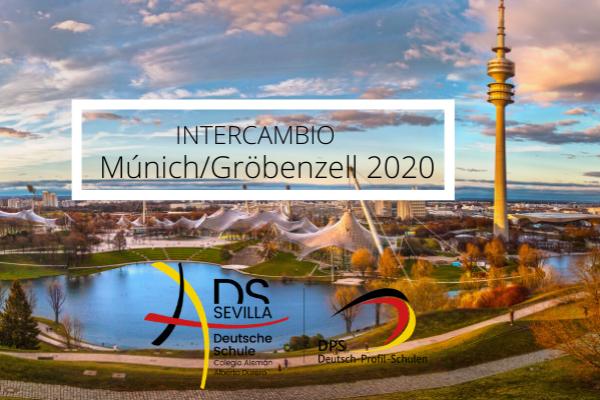 INTERCAMBIO Múnich - Gröbenzell 2020