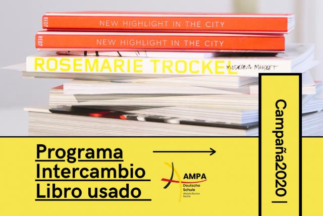 PROGRAMA INTERCAMBIO DE LIBROS USADOS: CAMPAÑA 2020