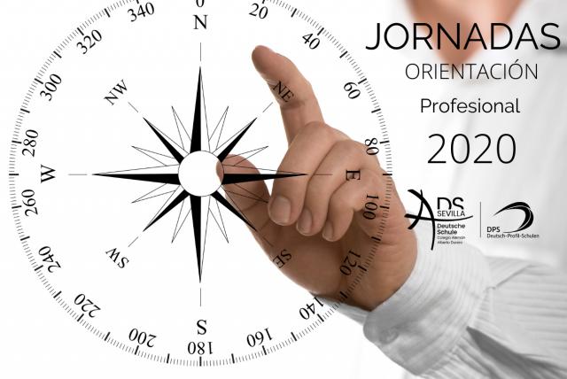 JORNADAS ORIENTACIÓN PROFESIONAL 2020