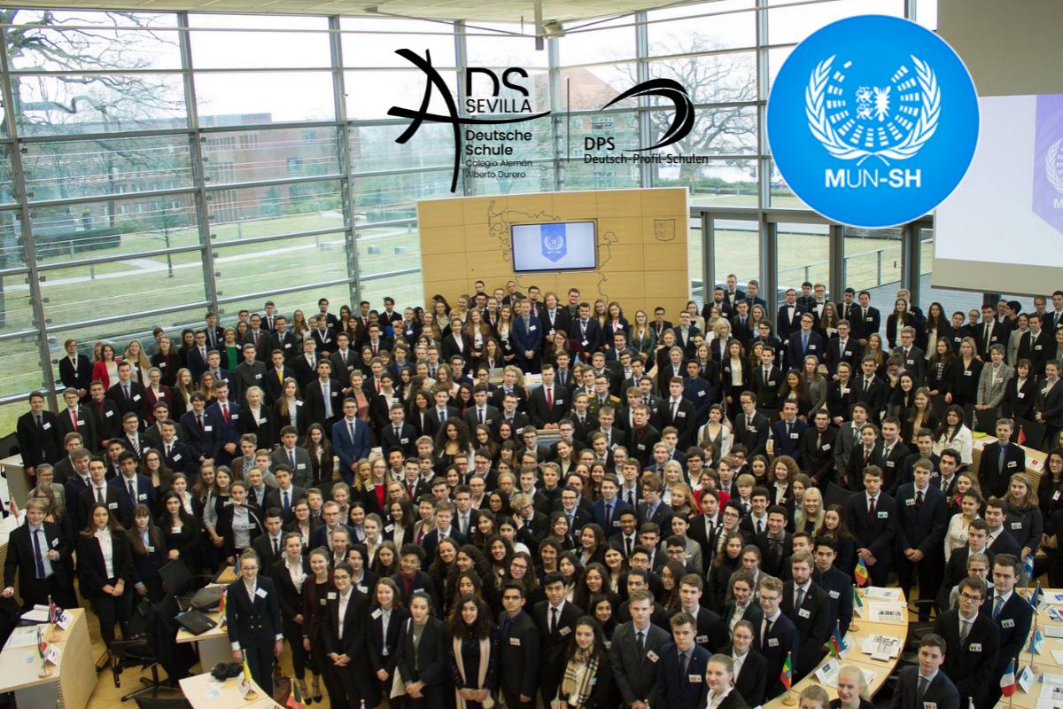 Model United Nations Schleswig-Holstein (MUN-SH)