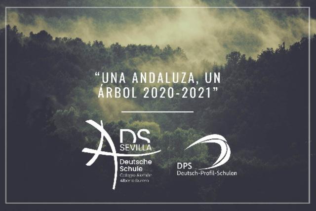 """""""Una andaluza, un árbol 2020-2021"""""""