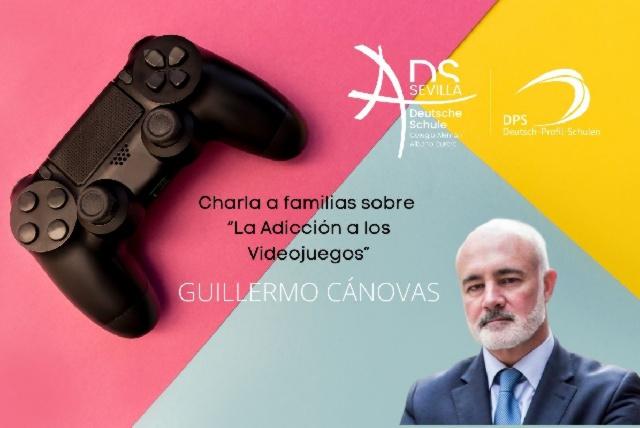 """Charla a familias sobre """"La Adicción a los Videojuegos"""""""