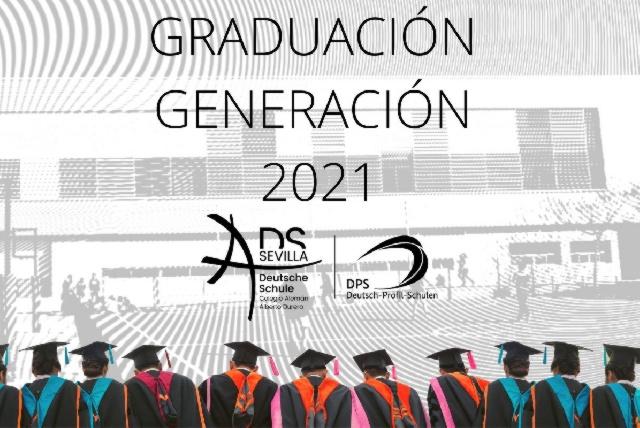 GRADUACIÓN GENERACIÓN 2021