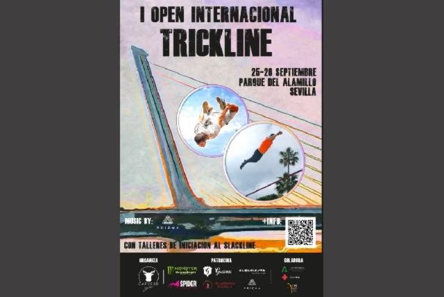 I Open Internacional Trickline